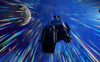 宇宙をかける!