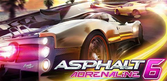 Asphalt6(アスファルト6)