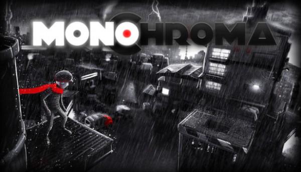 兄、がんばる。横スクロールパズルアドベンチャー『Monochroma』