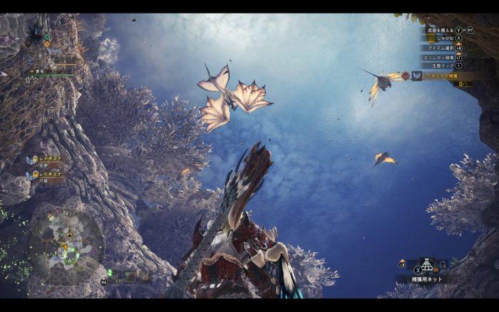 """まるで水中にいるかのような幻想的なエリア""""陸珊瑚の台地"""""""