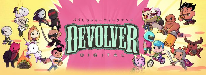 """Devolver Digital""""がSteam上でウィークエンドセール"""