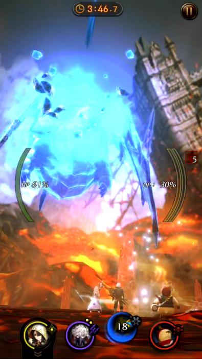 『サポーター』は敵の動きを停めたり、弱体化するスキルを使えるクラス。