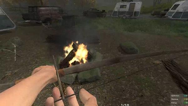 火をつけよう!