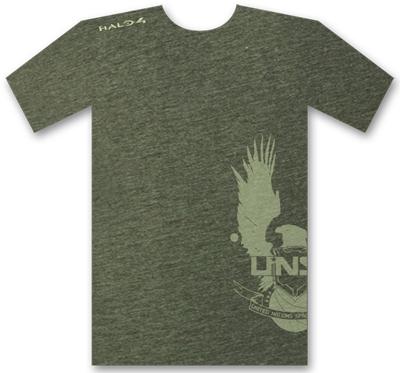160マイクロソフト ポイント付き『Halo 4』オリジナルTシャツ