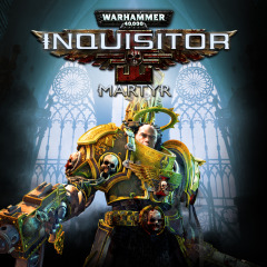 Warhammer40,000 : Incuisitor - Martyr