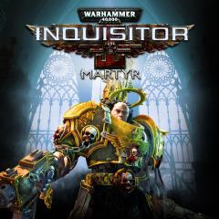 Warhammer40,000 : Incuisitor - Martyr