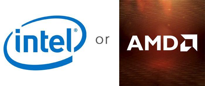 intel or AMD