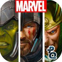 『Marvel Puzzle Quest』マーベル・パズルクエスト
