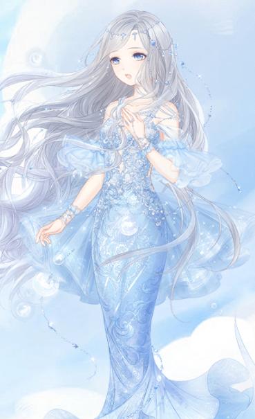 普通の衣装だけでなく、ドレスや女神の衣装なども。