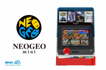 NEOGEO mini 日本版