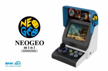 「NEOGEO mini」海外版