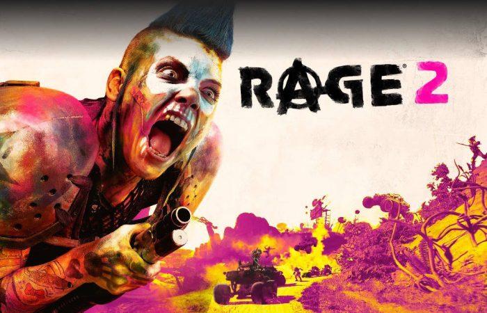RAGE 2(レイジ 2)