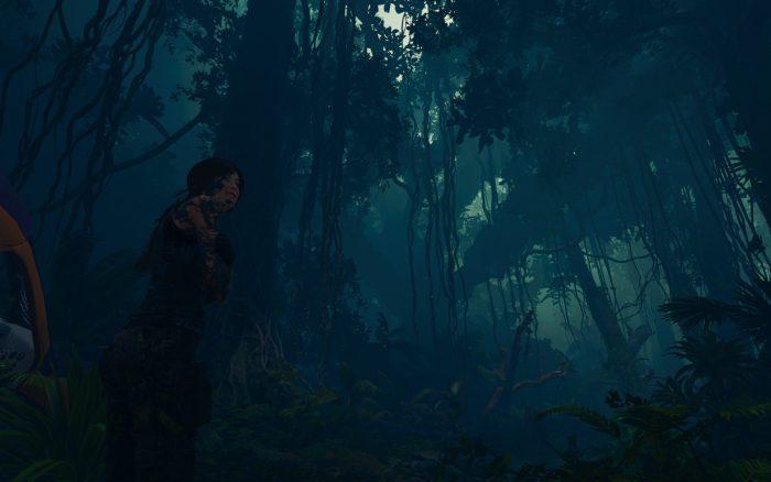 先の見えぬ深いジャングルでの孤独なサバイバル。