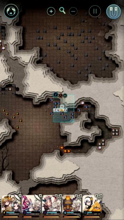 マップを移動しながら敵との戦闘を避けたり、アイテムを集めるたりといったRPGらしい楽しみ方ができるようになった。
