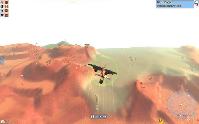 試行錯誤を繰り返してようやく空を飛べた時の感動!