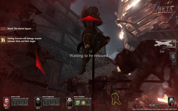 共に進むか一人で死ぬかというゲーム内のTipsが示すとおり、孤立は即死亡。