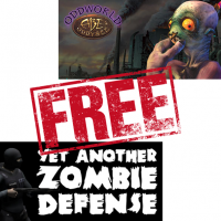 Steamにて『Yet Another Zombie Defense』『Oddworld: Abe's Oddysee®』が無料配布中!