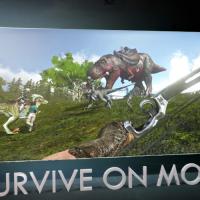 恐竜サバイバルゲームの『ARK: Survival Evolved』モバイル版が今春配信予定