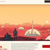Epicストアにて『Surviving Mars』が無料配布中!10月17日まで!